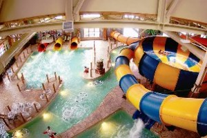 Wisconsin-based Great Wolf Resorts has 14 indoor water parks.