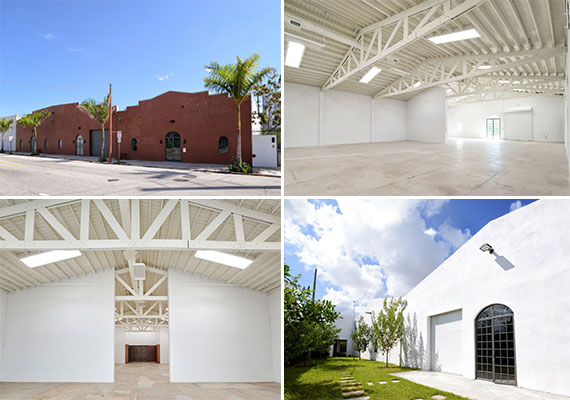 "The ""Space by 3"" warehouse space in Wynwood"