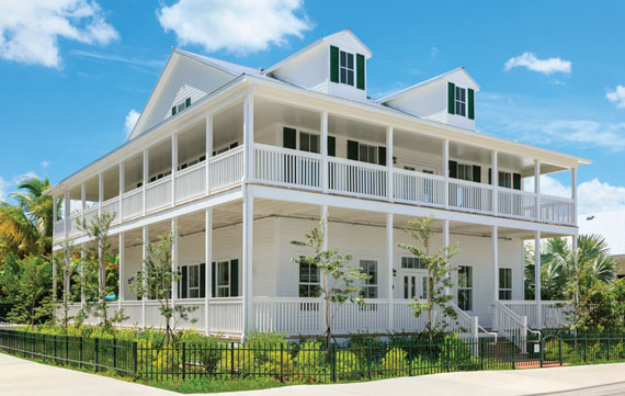 The Marker is the first new-build hotel in two decades in Key West's historic district.