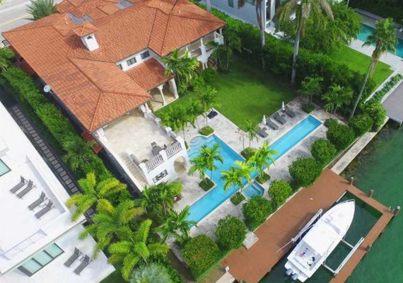 9440 West Broadview Drive $9.4M Miami-Dade