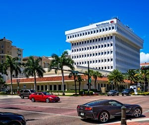 Bank of America Tower in Boca Raton