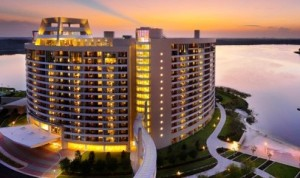 Bay Lake Tower at Contemporary Resort near Disney World