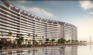 A rendering of Echo Aventura