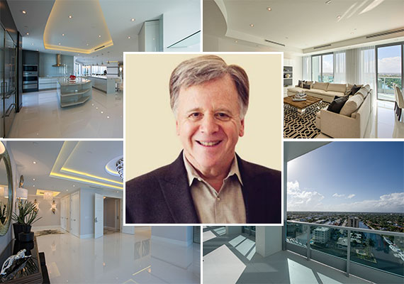 The $5 million penthouse and Claremont Companies CEO Patrick Carney