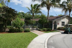 The Mallards Landing Apartments in unincorporated Palm Beach County