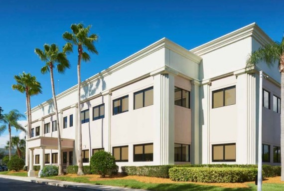 The Meridian Office Center in Boca Raton