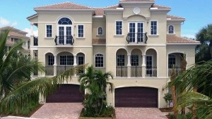 The Tierra del Sol townhome development in Juno Beach.