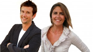 MC2 Realty co-founders William Harbour and Marie-Charlotte Piro