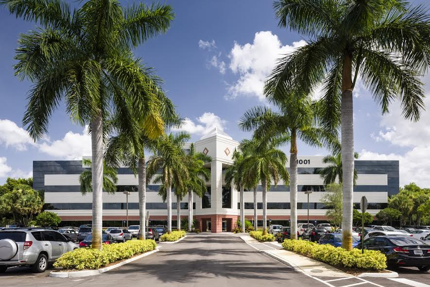 Yamato Office Center in Boca Raton