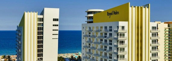 The Royal Palm South Beach's upper floors