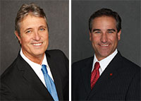 Robert Zinzell and Matthew Rotolante of Sperry Van Ness