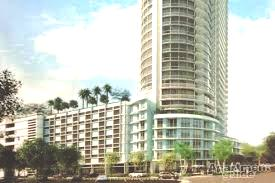 Rendering of Amaray Las Olas apartment building