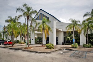 The Pembroke Pines post office