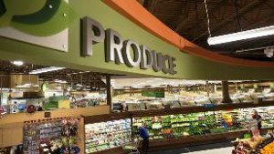 The on-campus grocery store would span 29,000 square feet.