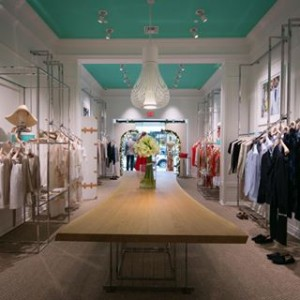 The new Socapri store in Palm Beach