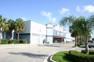 The former Wal-Mart building at 7300 West McNab Road in North Lauderdale