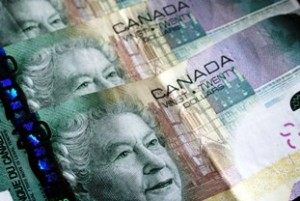 Canada's depressed currency
