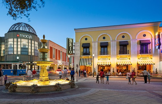CityPlace in West Palm Beach (Credit: Stephen K. Hill)