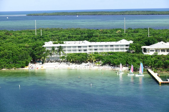 The Hilton Key Largo Resort