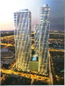 Auberage Miami rendering
