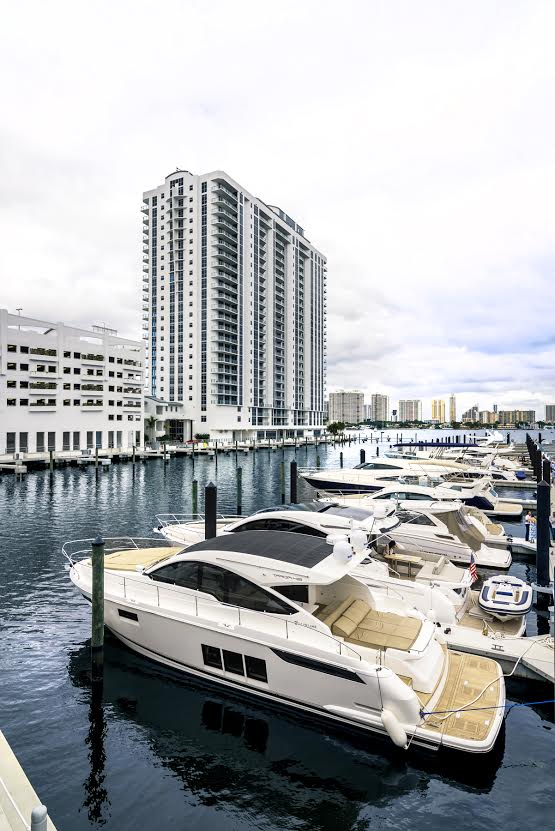 Marina Palms Yacht Club & Residences