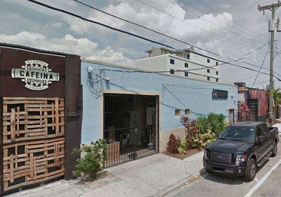 The warehouse at 271 Northwest 23rd Street in Wynwood