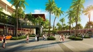 Rendering of Bal Harbour Shops