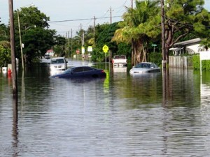 Flooding in Fort Lauderdale