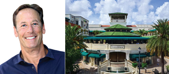 Comras and several real estate partners bought a majority interest in CocoWalk for $87.5 million in 2015.