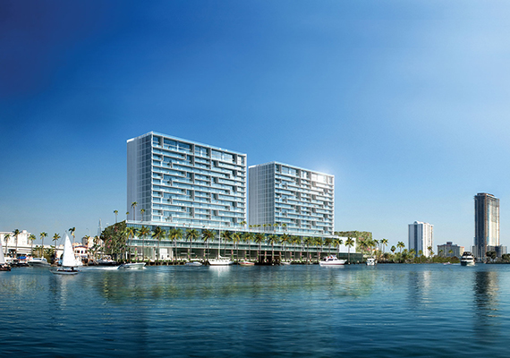 Rendering of 400 Sunny Isles