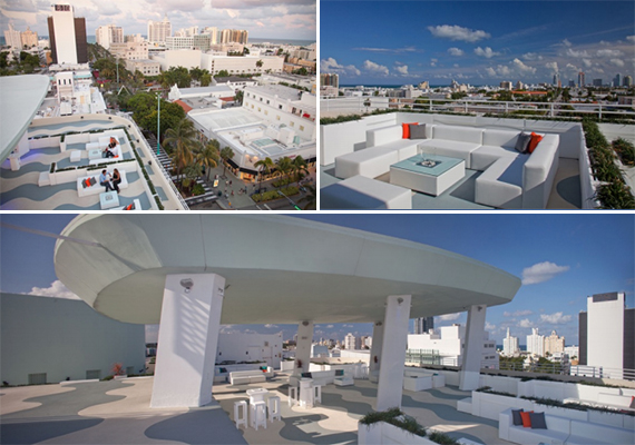 605 Lincoln Road rooftop