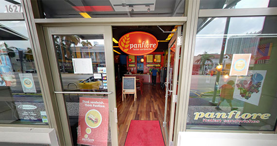 Panfiore's location at 1627 Alton Road