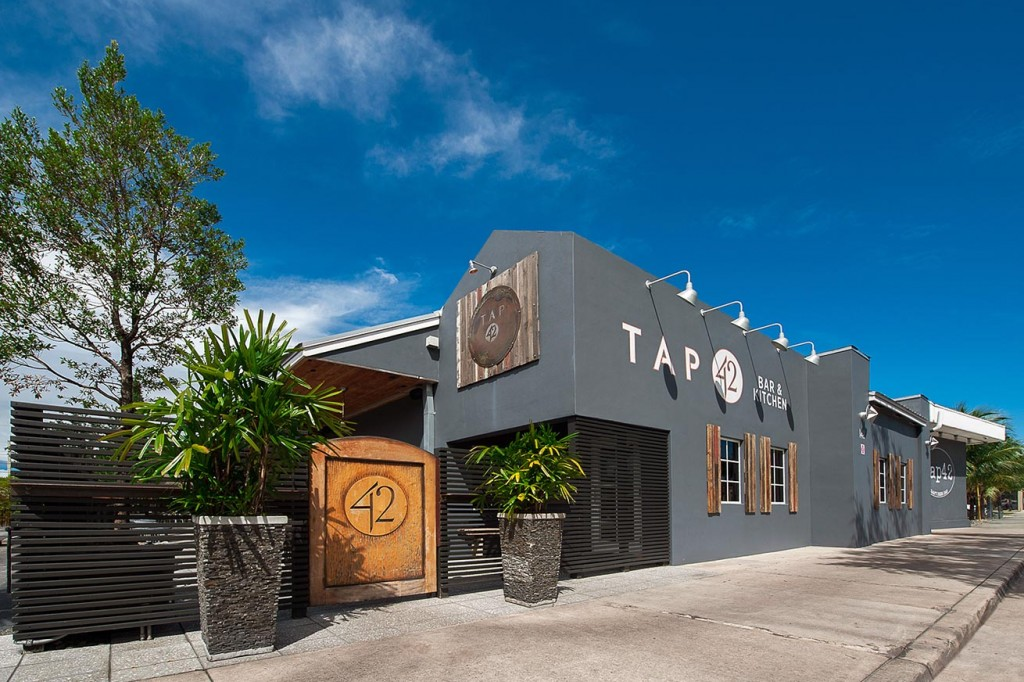 Tap 42 in Fort Lauderdale (Credit Jeffrey A. McDonald)