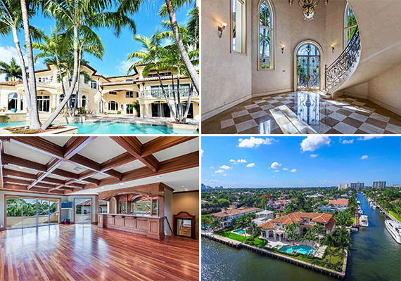 828 Solar Isle Drive in Fort Lauderdale