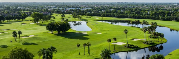 Fountains Country Club in Lake Worth