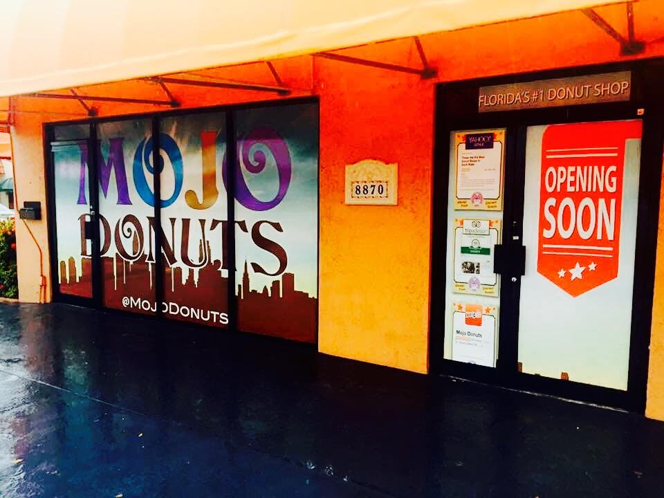 Mojo Donuts in Westchester