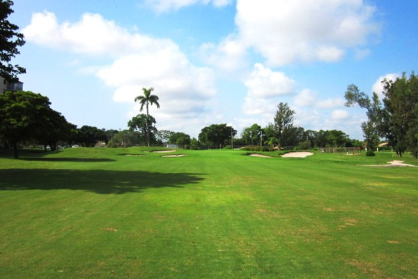 The Ocean Breeze Golf Club in Boca Raton