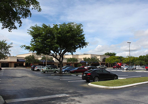 Plaza at Coral Springs
