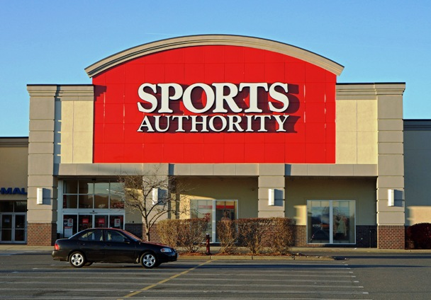 Sports Authority Leases Sports Authority Auction