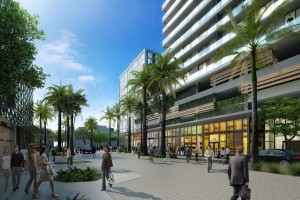 Rendering of Aventura ParkSquare