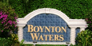 Of 100 planned homes at the Estates of Boynton, 24 are unfinished.