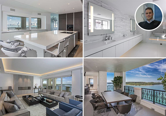 Fisher Island condo and Treschow