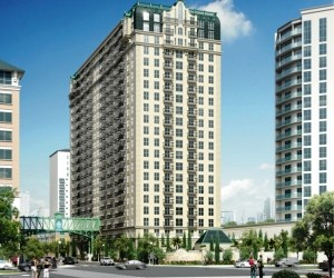 Rendering of the Manor in Tampa's Harbour Island area
