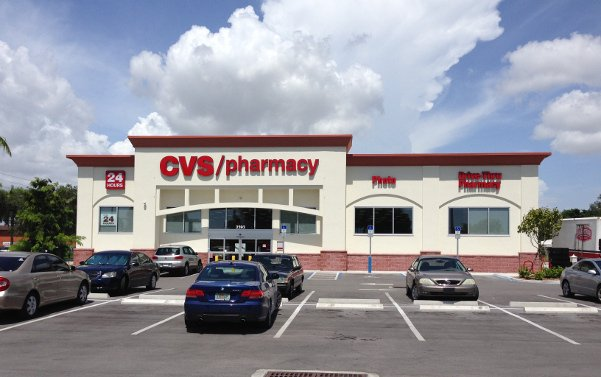 CVS at 2393 Southwest 67th Avenue in West Miami