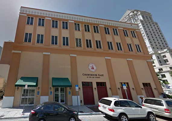Miami-Dade County Courthouse East building