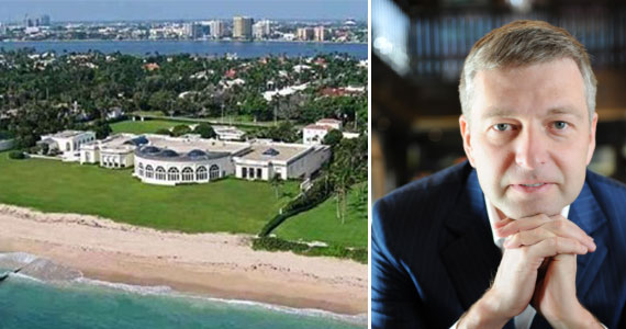 Donald Trump Palm Beach Sale | Dmitry Rybolovlev Palm Beach