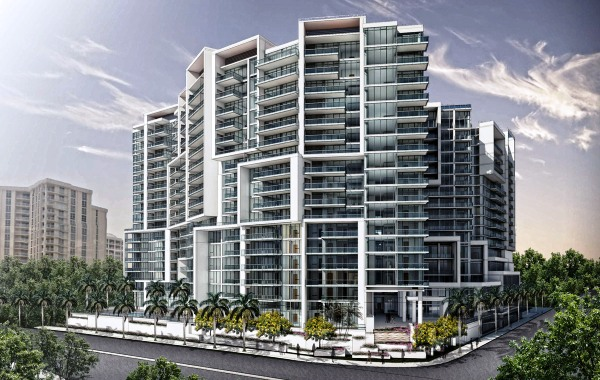 Rendering of VUE Sarasota Bay