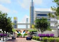 Rendering of planned UCF campus in downtown Orlando