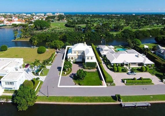 500 Island Drive in Palm Beach