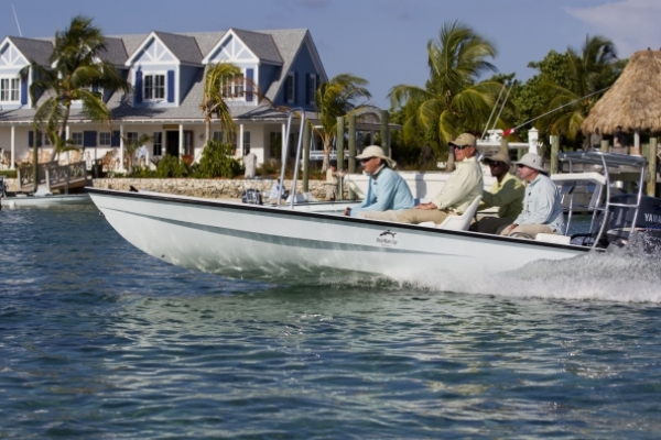 Deep Water Cay is a sport fishing destination.